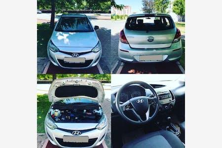 Kiralık Hyundai i20 2014 , Kayseri Kocasinan