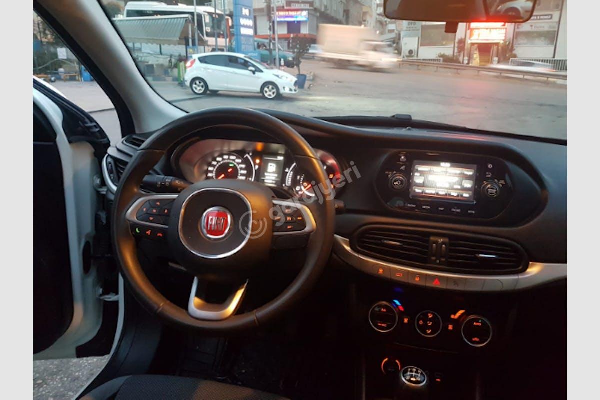 Fiat Egea Pendik Kiralık Araç 5. Fotoğraf