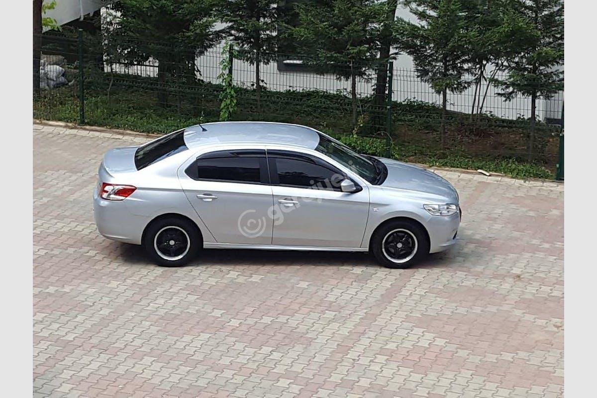 Peugeot 301 Pendik Kiralık Araç 6. Fotoğraf