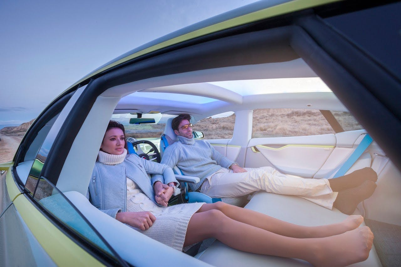 Sürücüsüz Araba hayatımızda Neleri Değiştirecek?