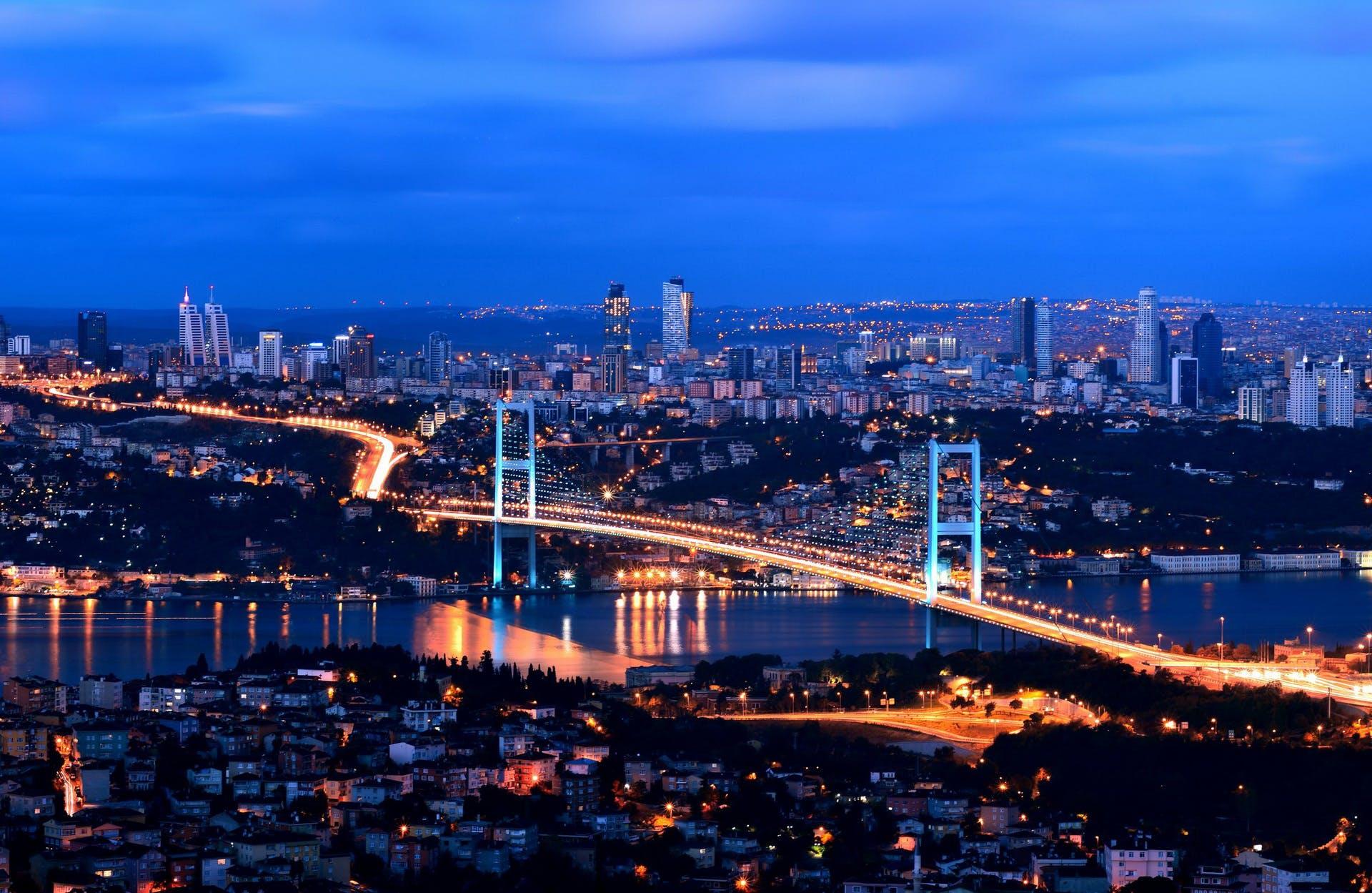 İstanbul 'da Nereleri Gezmeli?