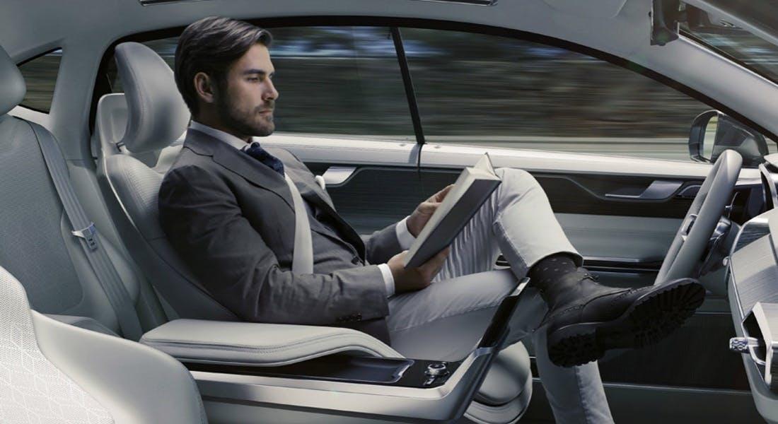 Volvo Sürücüsüz Araç Konusunda İddialı Geliyor