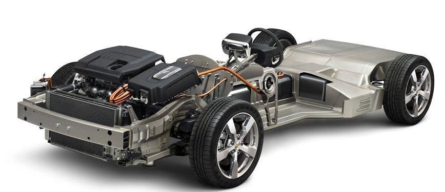 Yakıtlı Aracın Elektrikli Araca Dönüştürülmesi