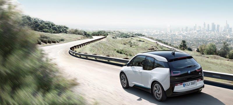 Elektrikli Araçlara Yeni Bir Boyut: Bmw i3