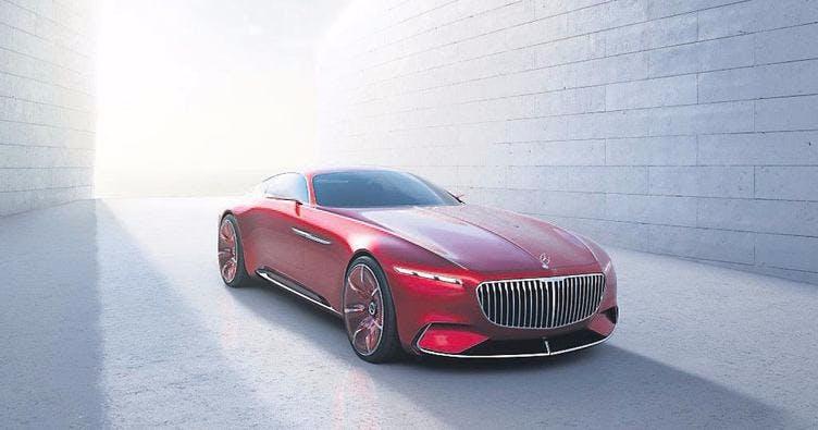 Mercedes Elektrikli Otomobil Dünyasında Yerini Almaya Hazırlanıyor