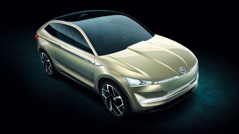 Skoda'nın İlk Elektrikli Aracı 2020'de Geliyor!