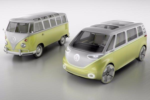 Volkswagen'ın Efsane Minibüsü Geri Dönüyor