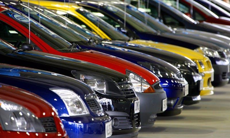 2017'nin İlk 3 Ayında Otomobil Satışları %7 Düştü