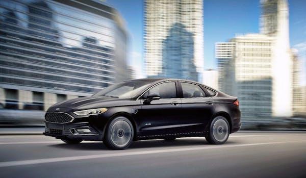 Ford'un Elektrikli Hibrit Otomobil Satışları 2016'da %38 Arttı