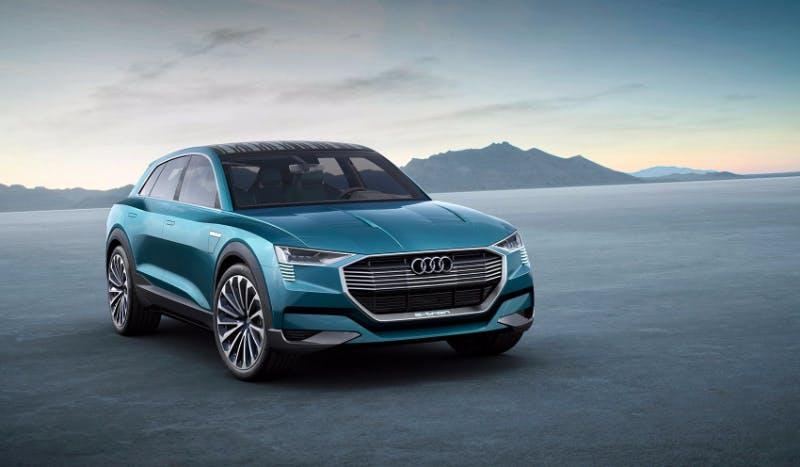 Audi 2020'de Tamamen Elektrikli 3 Modelini Piyasaya Sürecek