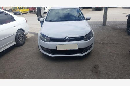Kiralık Volkswagen Polo 2012 , Afyonkarahisar Merkez