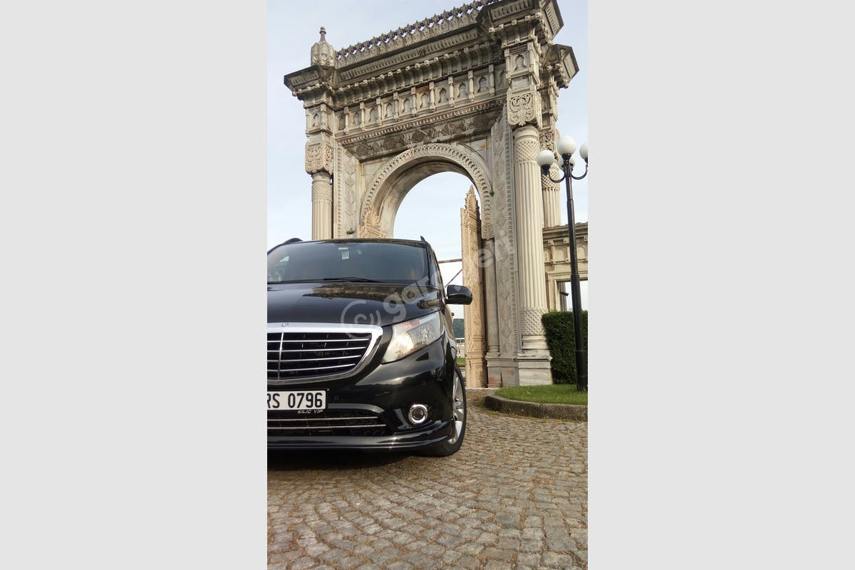 Mercedes - Benz Vito Beyoğlu Kiralık Araç 5. Fotoğraf