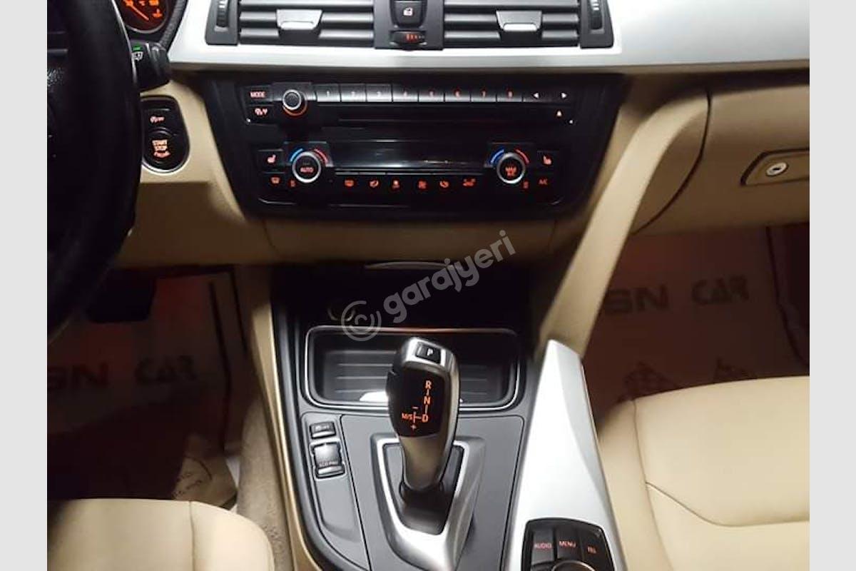 BMW 3 Ataşehir Kiralık Araç 4. Fotoğraf