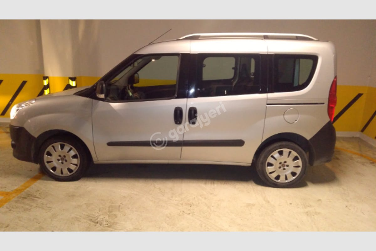 Fiat Doblo Gaziosmanpaşa Kiralık Araç 3. Fotoğraf