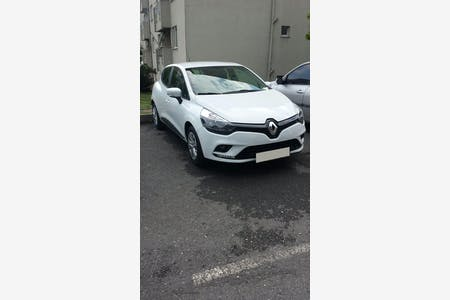 Kiralık Renault Clio 2018 , İstanbul Zeytinburnu