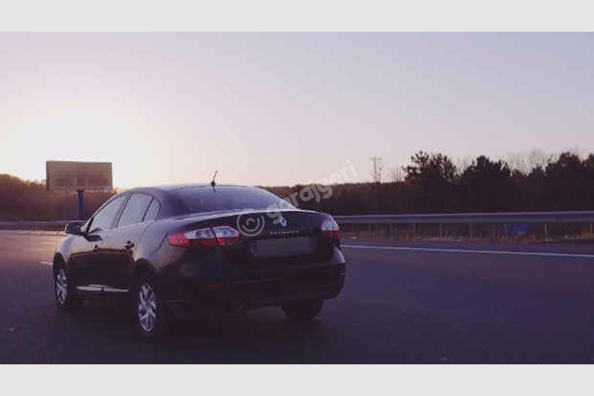 Renault Fluence Küçükçekmece Kiralık Araç 2. Fotoğraf