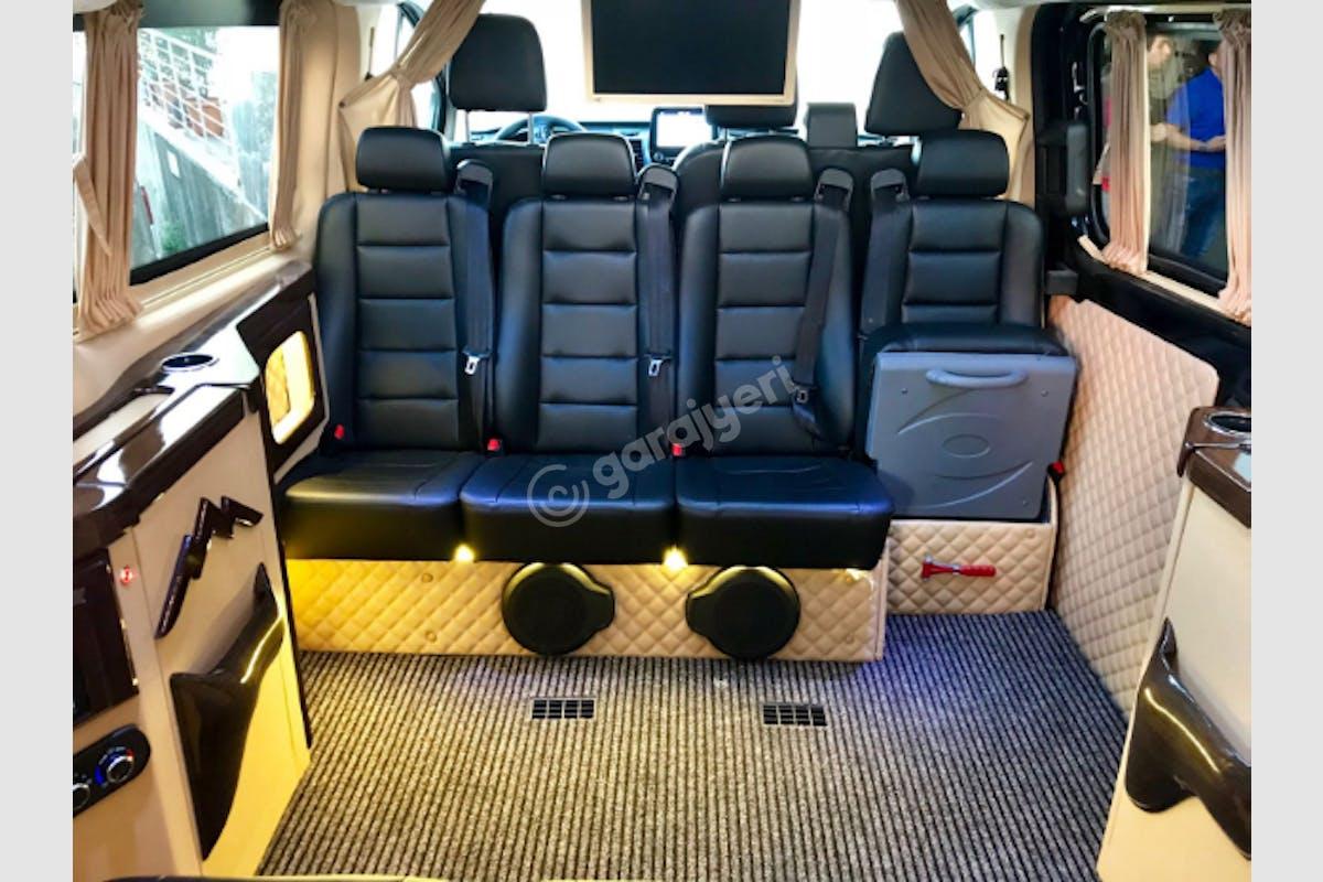 Ford Tourneo Custom Ümraniye Kiralık Araç 5. Fotoğraf
