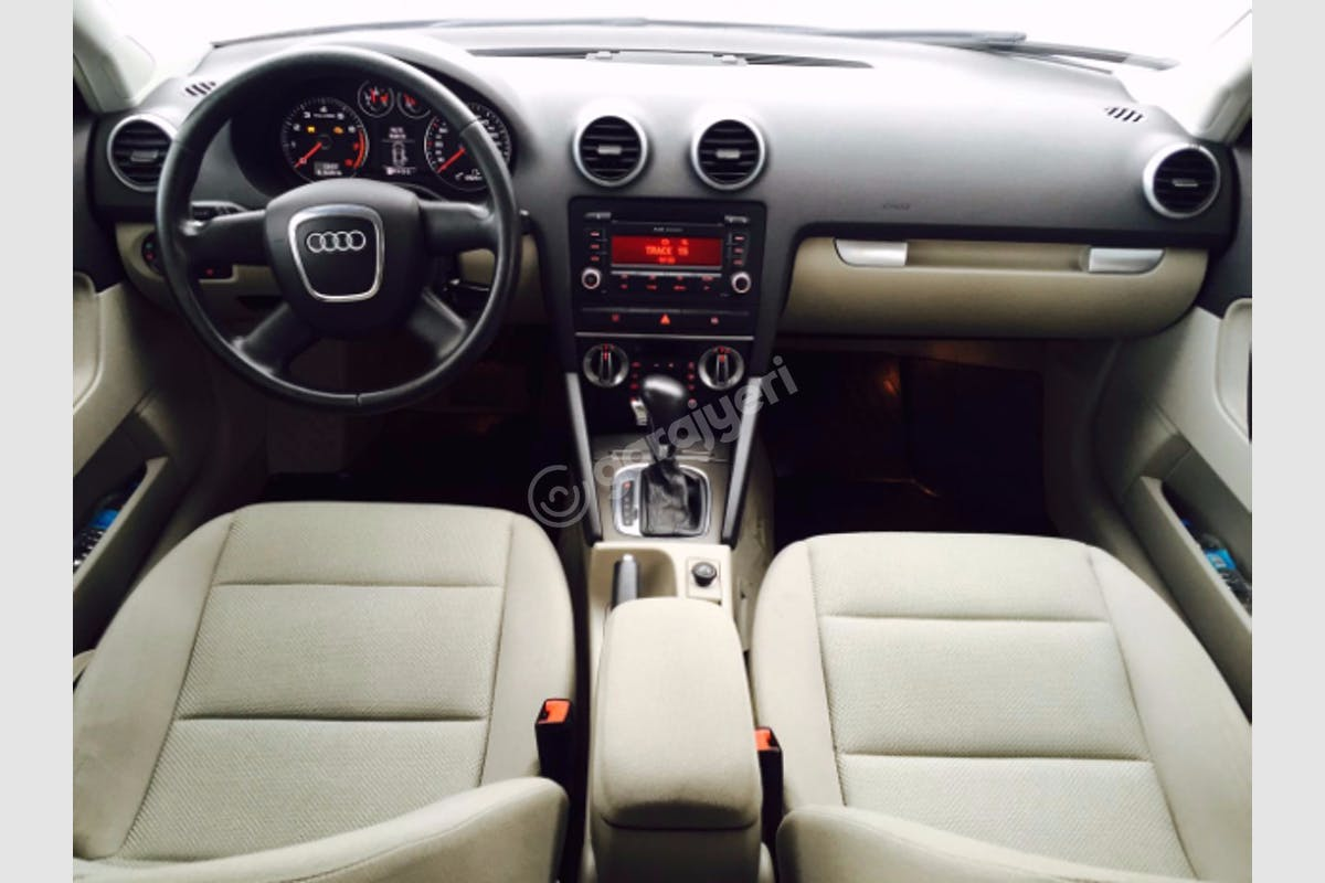 Audi A3 Sarıyer Kiralık Araç 4. Fotoğraf