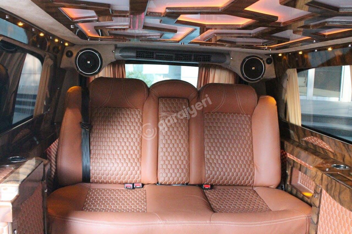 Mercedes - Benz Vito Bahçelievler Kiralık Araç 5. Fotoğraf