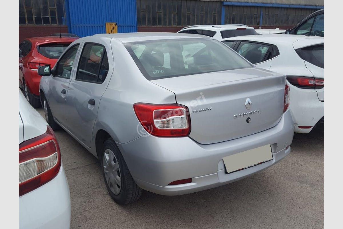 Renault Symbol Pendik Kiralık Araç 4. Fotoğraf