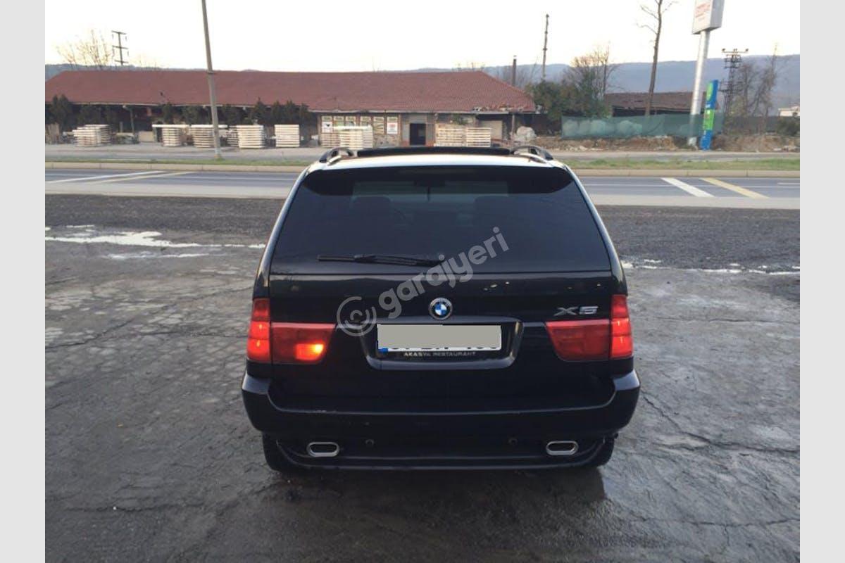 BMW X5 Kağıthane Kiralık Araç 1. Fotoğraf