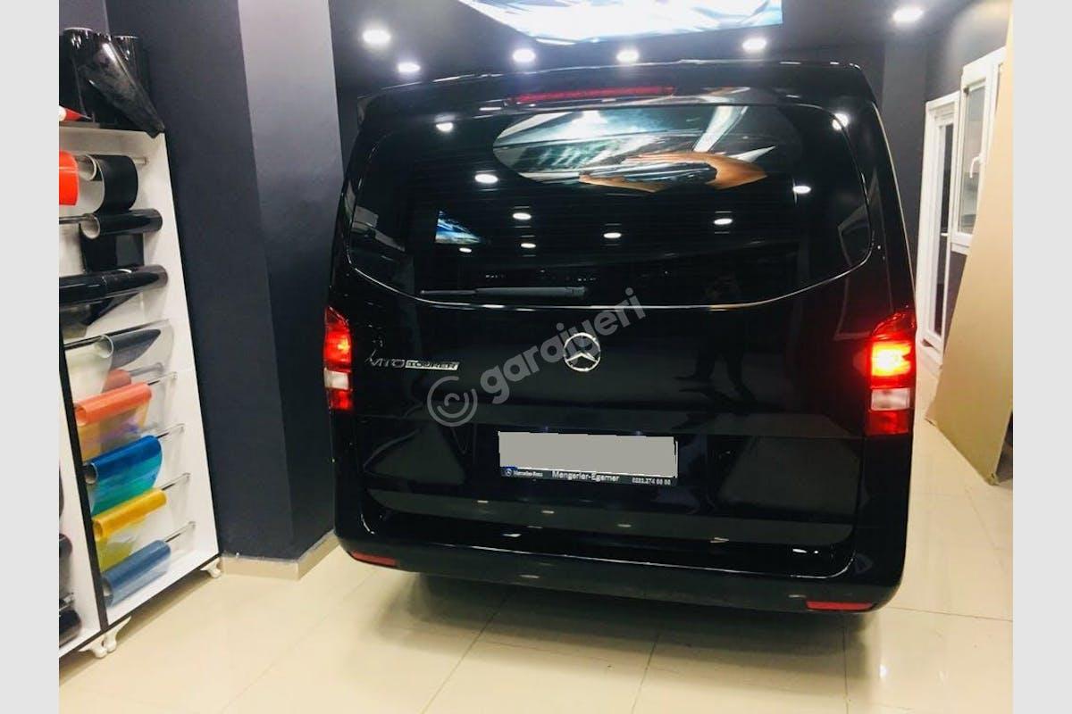 Mercedes - Benz Vito Bahçelievler Kiralık Araç 3. Fotoğraf