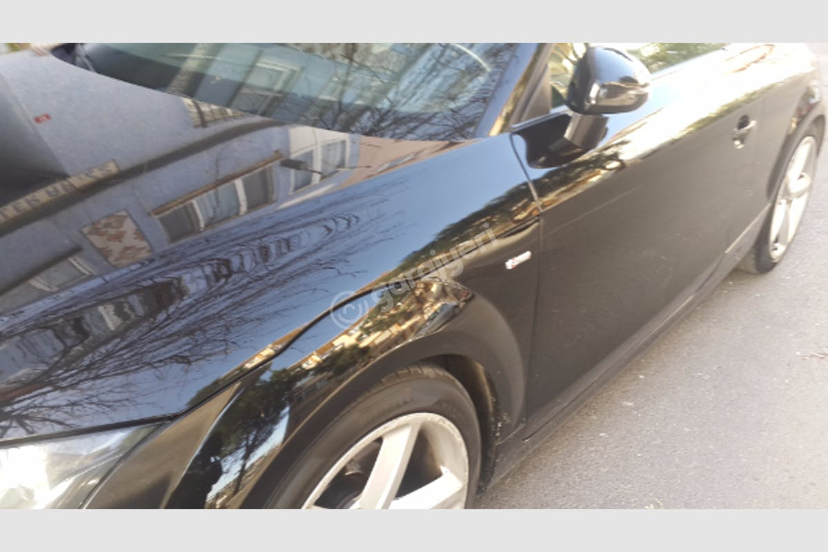 Audi TT Üsküdar Kiralık Araç 2. Fotoğraf