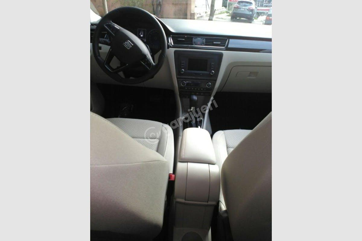 Seat Toledo Sarıyer Kiralık Araç 5. Fotoğraf