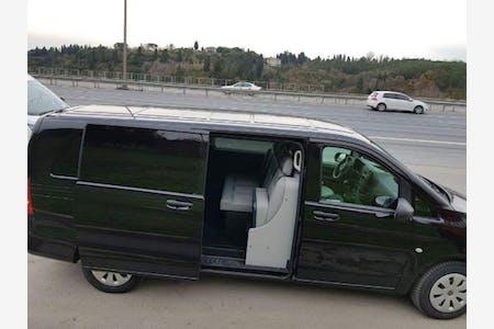 Kiralık Mercedes - Benz Vito , İstanbul Pendik