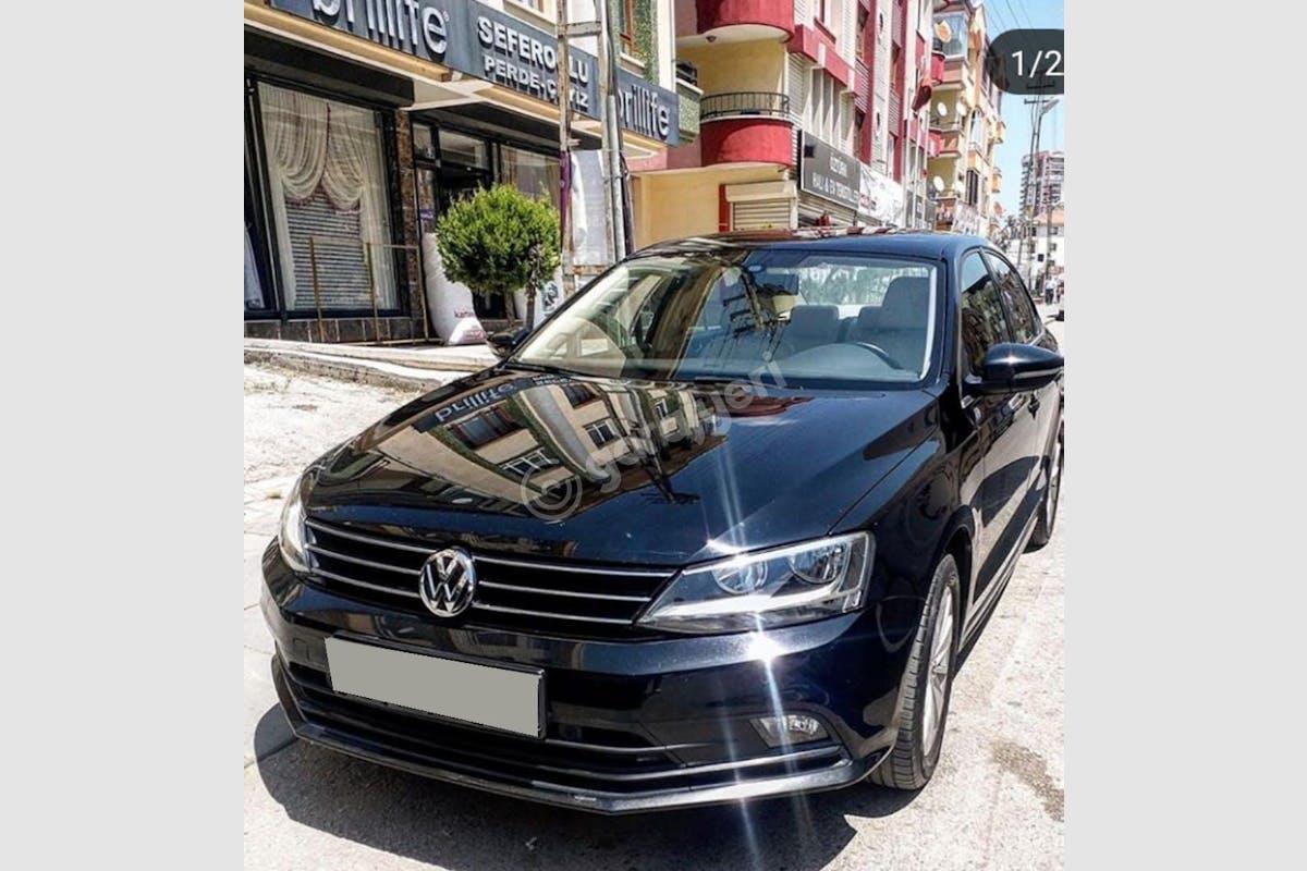 Volkswagen Jetta Yenimahalle Kiralık Araç 1. Fotoğraf