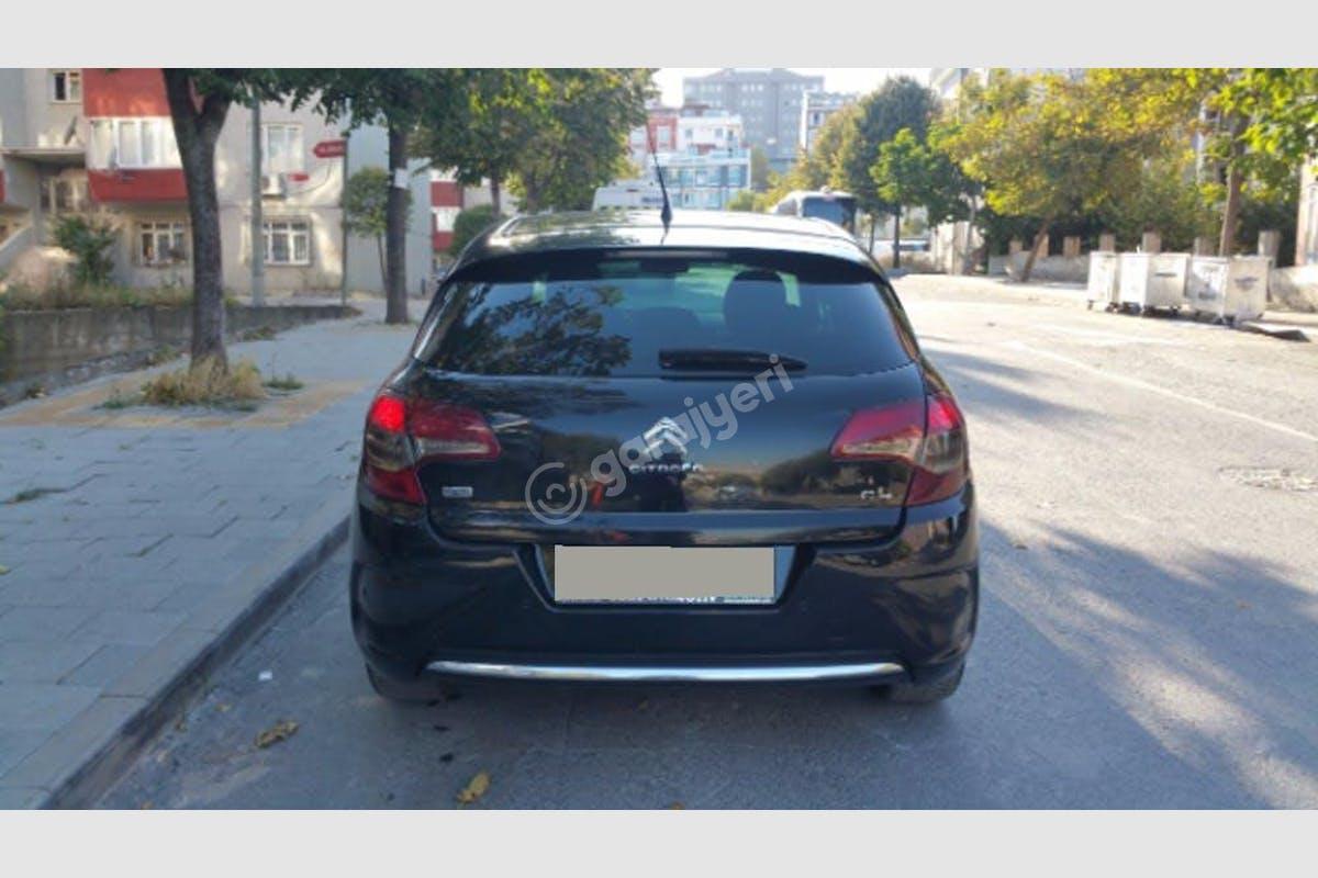 Citroën C4 Beylikdüzü Kiralık Araç 3. Fotoğraf