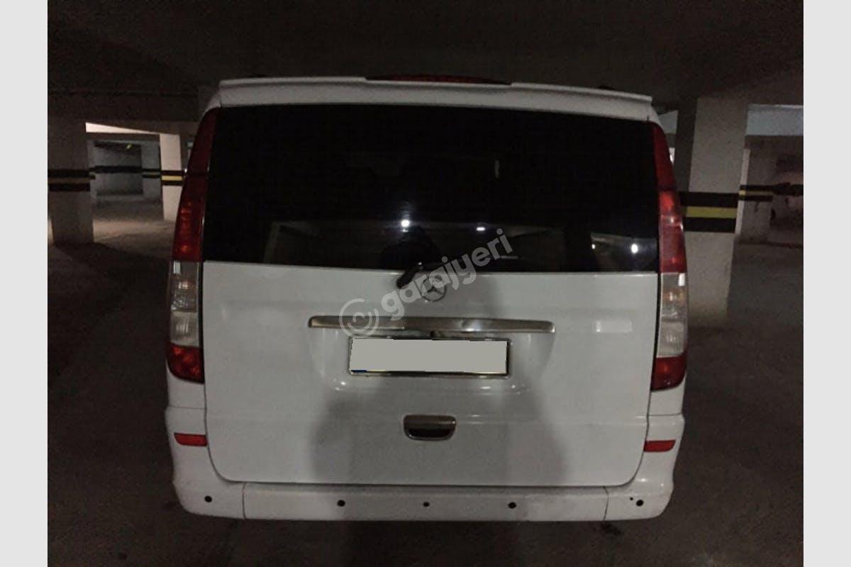 Mercedes - Benz Vito Kartal Kiralık Araç 3. Fotoğraf