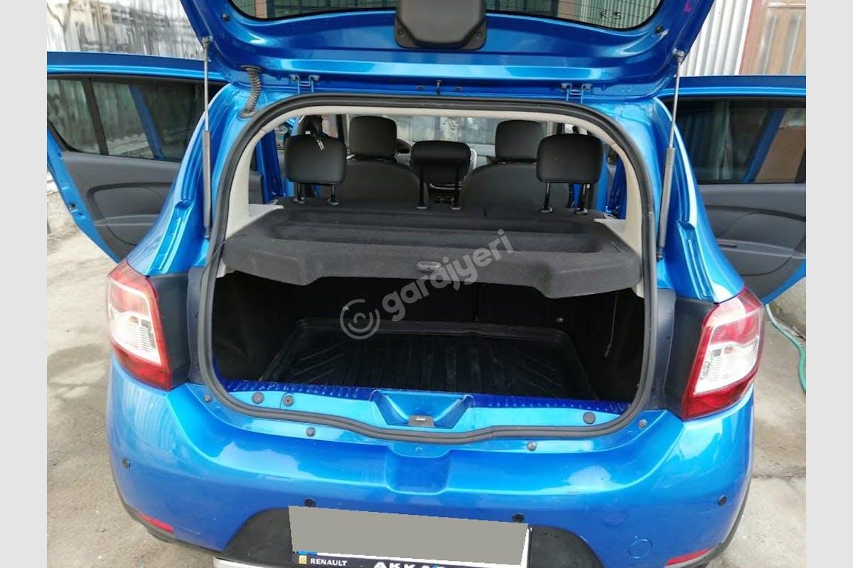 Dacia Sandero Edremit Kiralık Araç 2. Fotoğraf