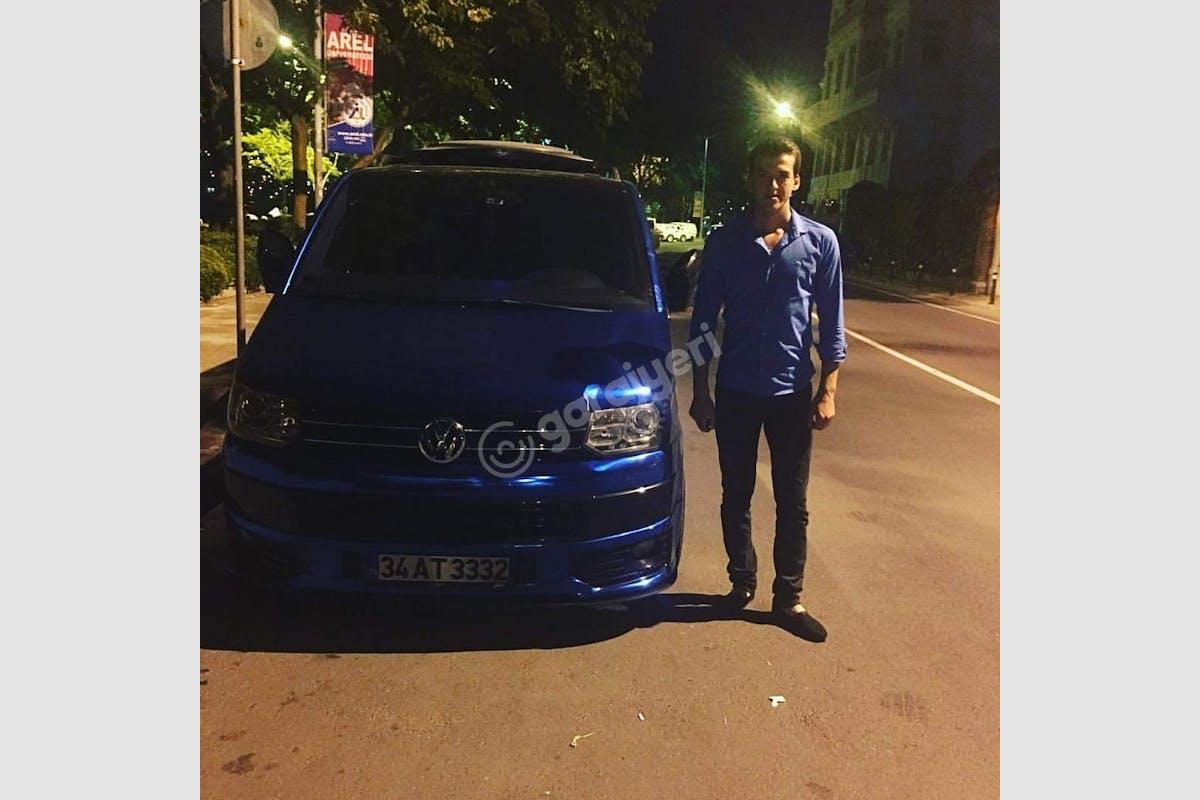 Volkswagen Transporter Sancaktepe Kiralık Araç 4. Fotoğraf