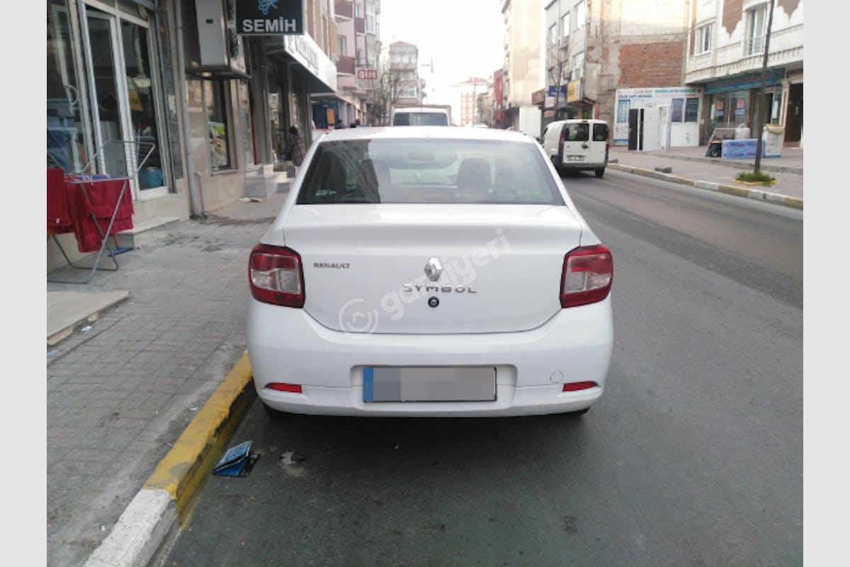 Renault Symbol Gaziosmanpaşa Kiralık Araç 3. Fotoğraf