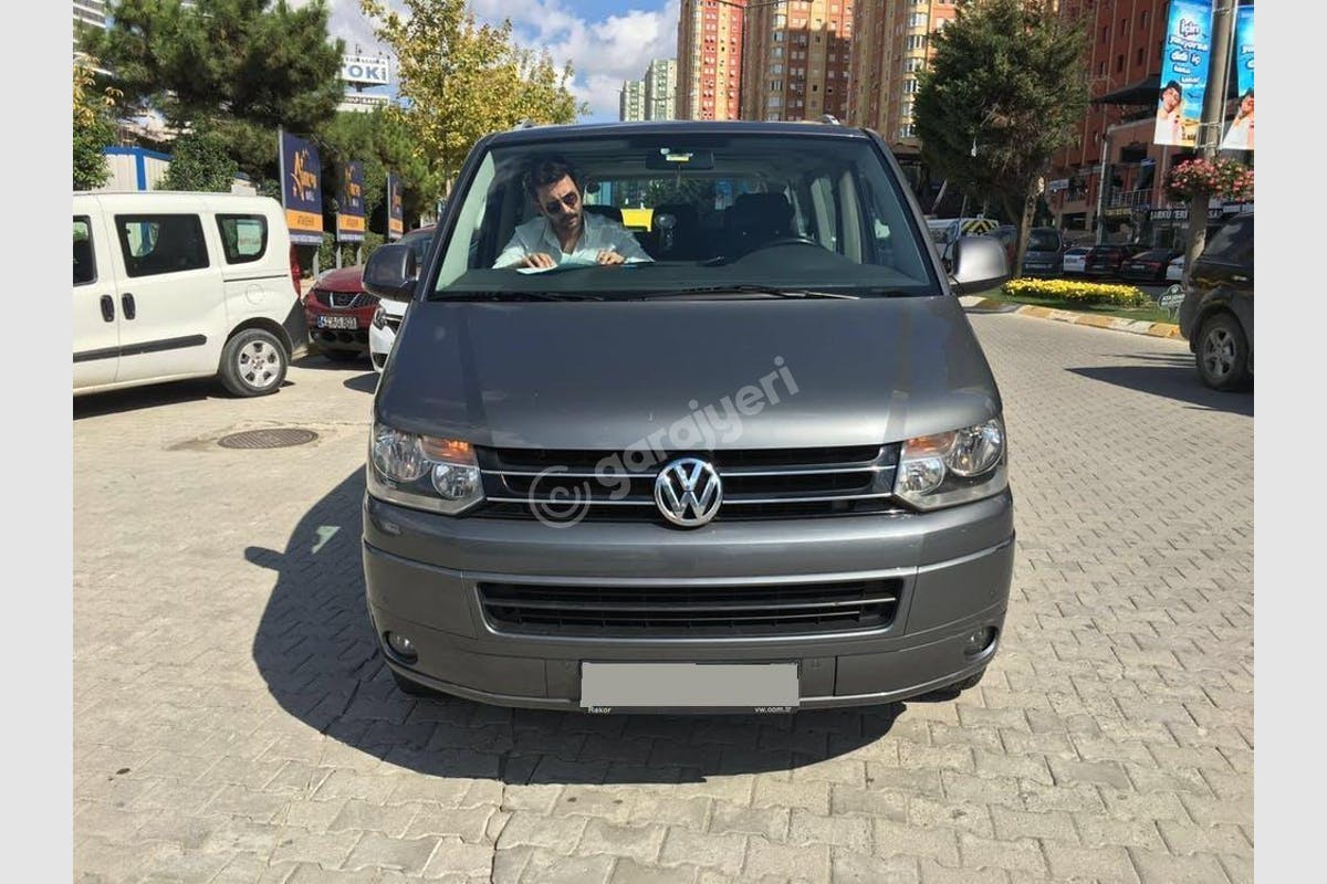 Volkswagen Caravelle Sancaktepe Kiralık Araç 5. Fotoğraf