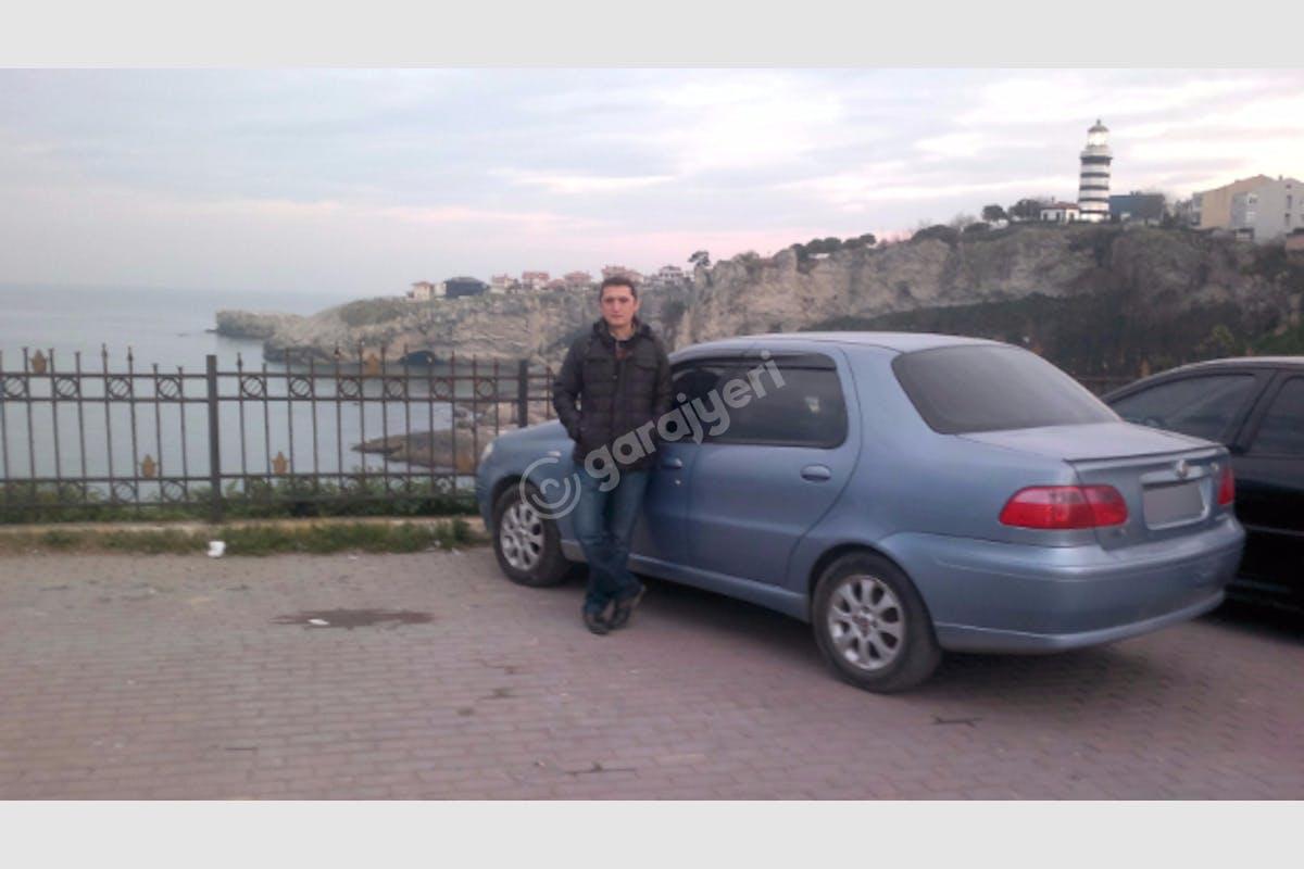 Fiat Albea Küçükçekmece Kiralık Araç 1. Fotoğraf