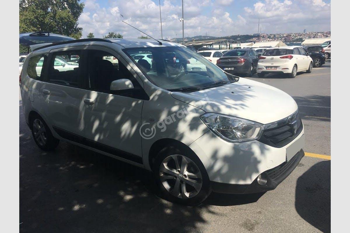 Dacia Lodgy Beyoğlu Kiralık Araç 1. Fotoğraf