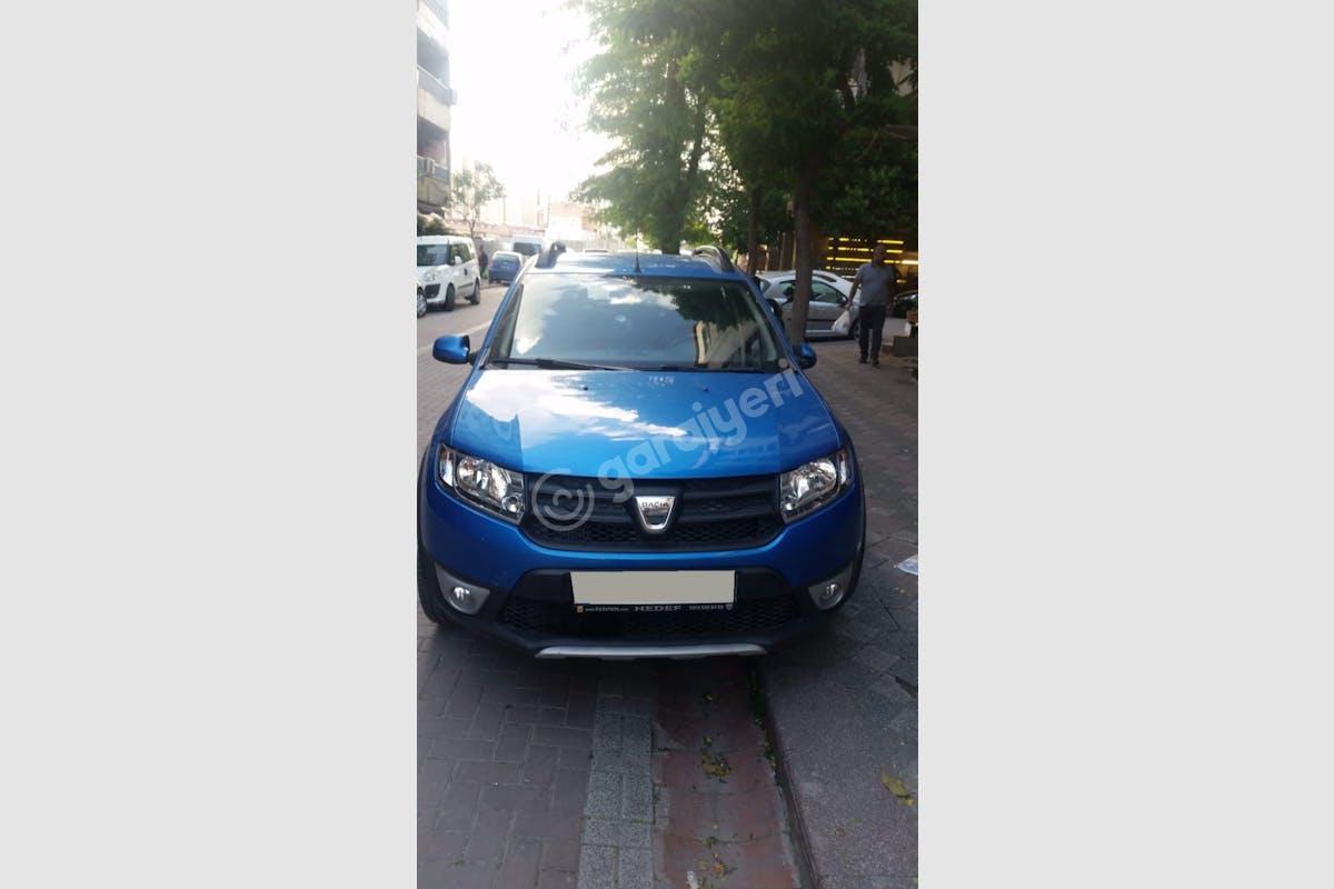 Dacia Sandero Stepway Zeytinburnu Kiralık Araç 6. Fotoğraf