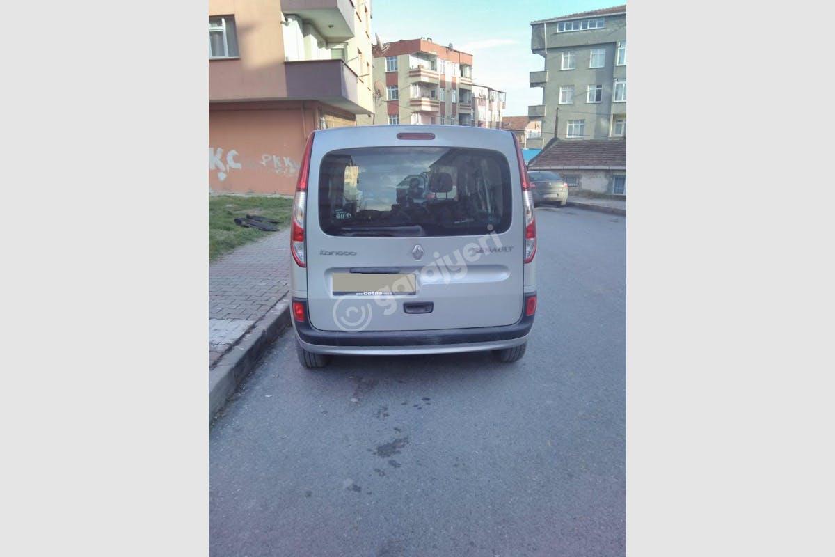 Renault Kangoo Sultangazi Kiralık Araç 4. Fotoğraf