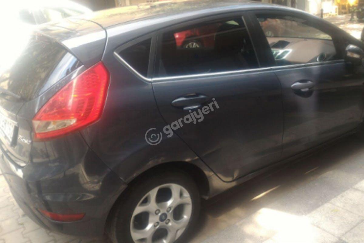 Ford Fiesta Kadıköy Kiralık Araç 5. Fotoğraf