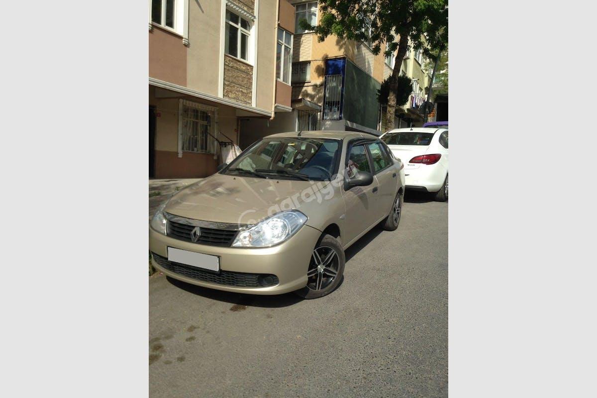 Renault Symbol Bahçelievler Kiralık Araç 1. Fotoğraf