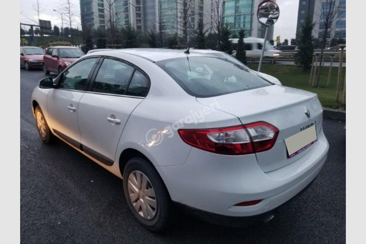 Renault Fluence Ataşehir Kiralık Araç 4. Fotoğraf
