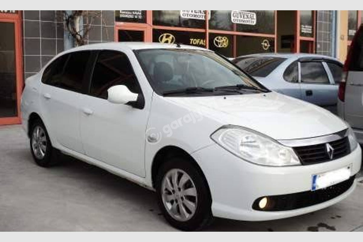 Renault Symbol Şahinbey Kiralık Araç 1. Fotoğraf