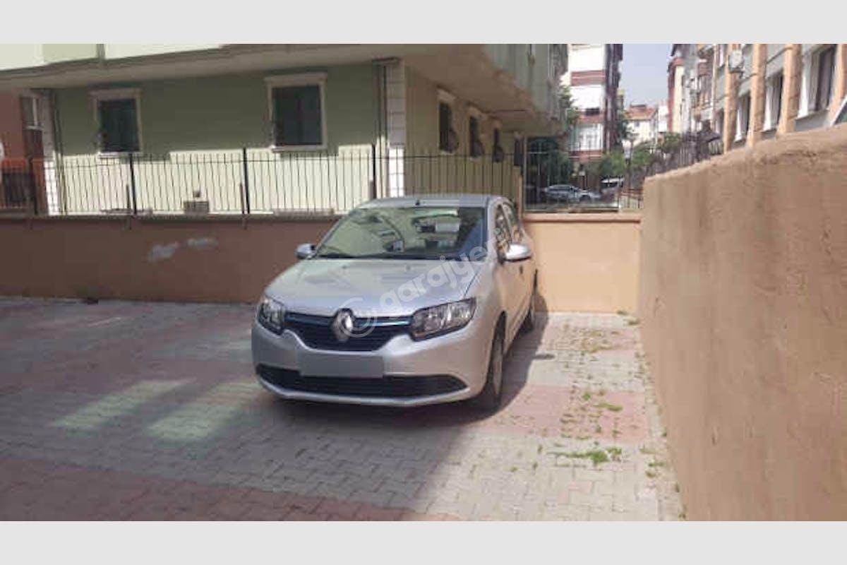 Renault Symbol Güngören Kiralık Araç 2. Fotoğraf