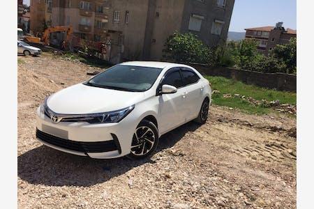 Kiralık Toyota Corolla , Hatay Antakya