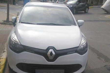 Renault Clio İstanbul Maltepe Kiralık Araç