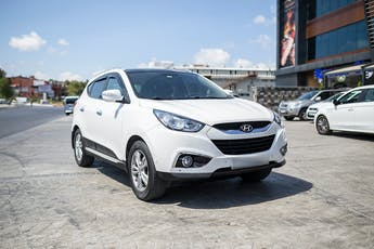 Hyundai ix35 Kiralık Araç