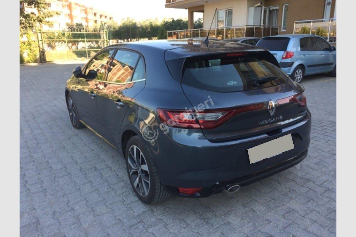 Renault Megane Osmangazi Kiralık Araç 2. Fotoğraf