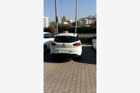 Kiralık Renault Clio 2017 , İzmir Çiğli